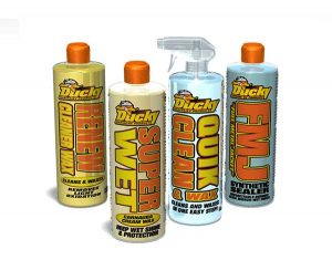 waxes and sealants